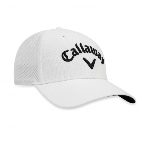 Кепка Callaway Mesh Fitted Cap White