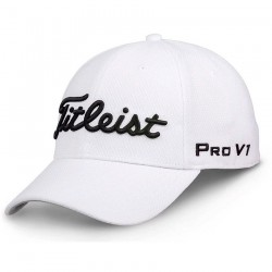 Кепка Titleist Tour Elite White