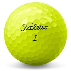 Мячи Titleist AVX желтые