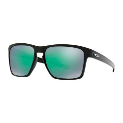 Очки для гольфа Oakley Sliver XL Polished Black / PRIZM Jade Iridi