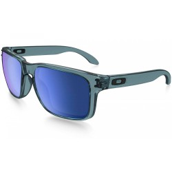 Очки для гольфа Oakley Holbrook Crystal Black w/ Ice Iridium
