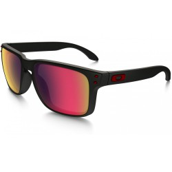 Очки для гольфа Oakley Holbrook Matte Black w/ Red Iridium