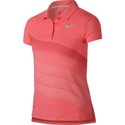 Футболка Nike Girls Printed Golf Polo