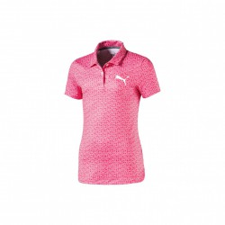 Футболка Puma Girls Polka Dot Polo