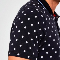 Поло Ted Baker Gulf Ss Mini Golf Ball Print