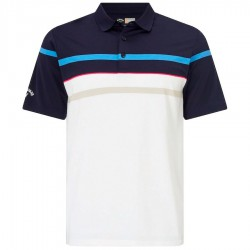 Поло Callaway Refined Stripe Roadmap