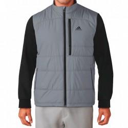 Куртка Adidas Climaheat PrimaLoft серая