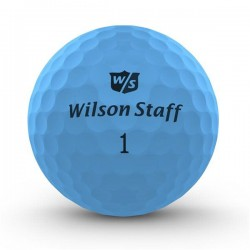 Мячи для гольфа Wilson Staff Dx2 Optix синие