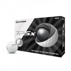 Мячи для гольфа TaylorMade TM19 TP5X белые