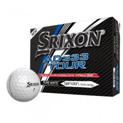 Мячи для гольфа Srixon AD 333 TOUR 19 белые