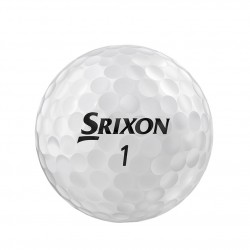 Мячи для гольфа Srixon Z-STAR 19 Spinskin белые