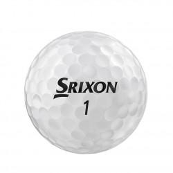 Мячи для гольфа Srixon Z-STAR 19 Spinskin белые