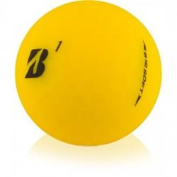 Мячи для гольфа Bridgestone E12 Soft Matte желтые