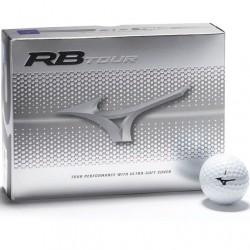 Мячи для гольфа Mizuno RB Tour белые