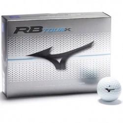 Мячи для гольфа Mizuno RB Tour X белые