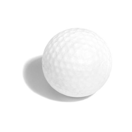 Мяч для гольфа не брендированный