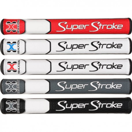 Грипса Super Stroke Traxion Tour 3.0 Slim Putter