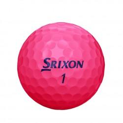 Мячи для гольфа Srixon Soft Feel розовые