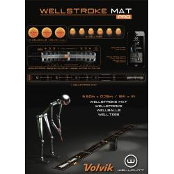 Wellstroke Mat Pro 5.5 м