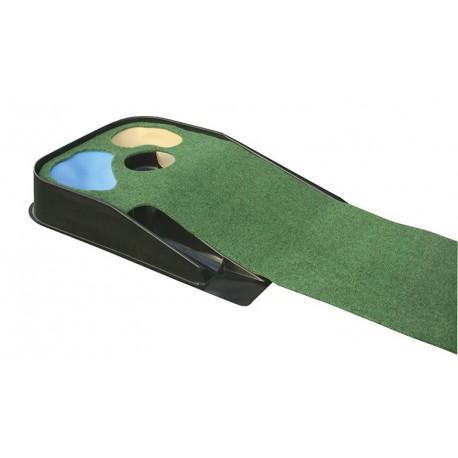 Дорожка для гольфа Deluxe Hazard 200 x 28.5 см