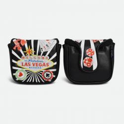 Чехол для клюшки PRG Originals Las Vegas Putter Spider Mallet