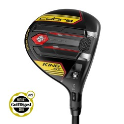Вуд Cobra KING Speedzone Yellow Fw