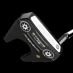 Паттер Odyssey Stroke Lab Black (Oversize Grip) модель Seven S