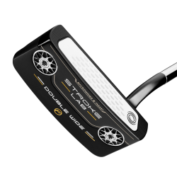 Паттер Odyssey Stroke Lab Black (Pistol Grip) модель Double Wide Flow
