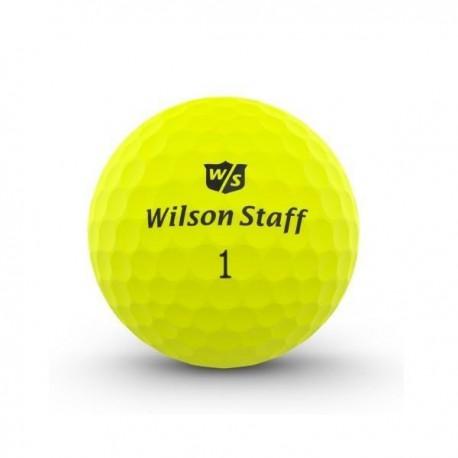 Wilson Staff Dx2 Soft набор их 3 упаковок с печатью