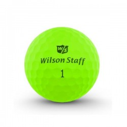 Мячи для гольфа Wilson Wilson Staff Duo Optix зеленые