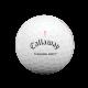 Мячи для гольфа Callaway Chrome Soft Triple Track 20 белые