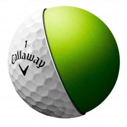 Мячи для гольфа Callaway CXR Power белые