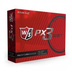 Мячи для гольфа Wilson Staff PX3 Soft