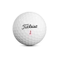 Мячи для гольфа Titleist TruFeel белые