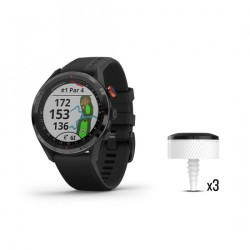 Часы Garmin Approach S62 + 3kpl CT10