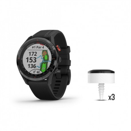 Часы Garmin Approach S62 + 3kpl CT10