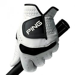 Перчатки для гольфа Ping Sensor Sport белые