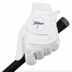 Перчатки для гольфа Titleist Perma Soft белые