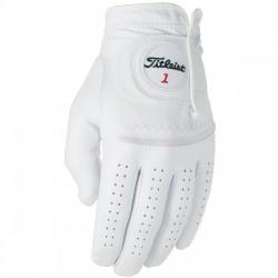Перчатка для гольфа Titleist Perma Soft белая
