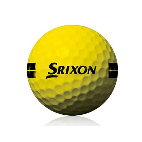 Мячи Srixon Range 2х слойные желтые