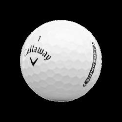 Мячи для гольфа Callaway SuperSoft 21 белые