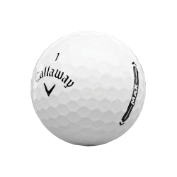 Мячи для гольфа Callaway SuperSoft MAX белые