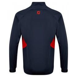 Куртка FootJoy Hydroknit с красными вставками