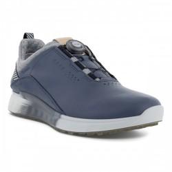 Кроссовки для гольфа Ecco S-Three BOA Gore Tex