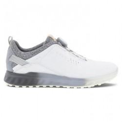 Кроссовки для гольфа Ecco W Golf S-Three BOA GoreTex