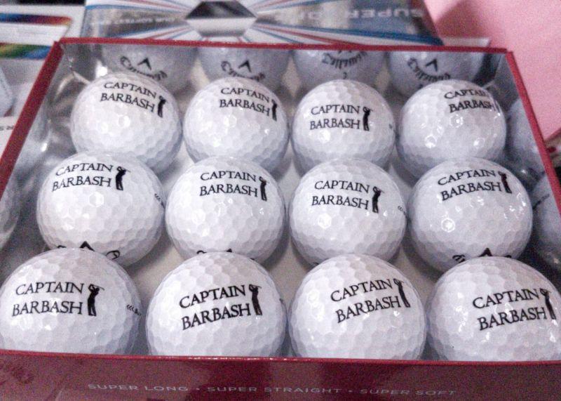мячи для гольфа чеклист