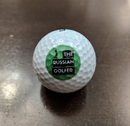 печать на гольф мячах