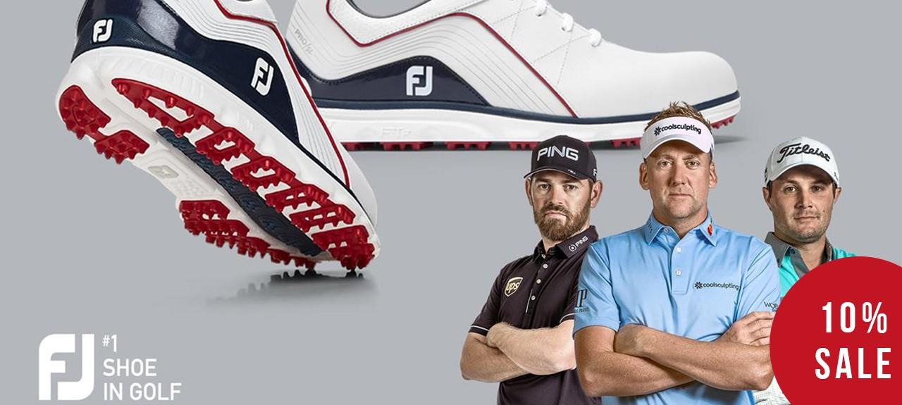 гольф обувь footjoy